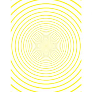 "<strong>Duplicitous Yellow Object</strong>, 2014<br>36 X 48 X 60""<br/>MIXED MEDIA"