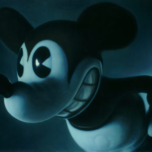<strong>Midnight Mickey</strong><br>Contact Gallery for Size and Edition