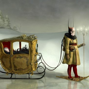 REFLECTING THE SUBCONSCIOUS – Ray Caesar