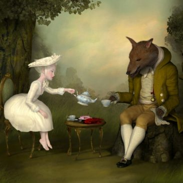 Ray Caesar Talks of Wolves and Spiders