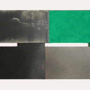 """<strong>blackstaintogrey (2011)</strong><br/> 32 X 92""""<br/> ACRYLIC ON CANVAS"""