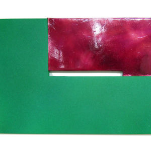 """<strong>greencandyapple (2010)</strong><br/> 32 X 48""""<br/> ACRYLIC ON CANVAS"""