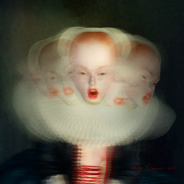 Ray Caesar in Beautiful Bizarre Magazine