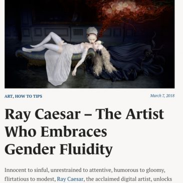 A Very Interesting Ray Caesar Interview