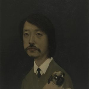 Wang Yi, 16 x 13 Oil on Canvas