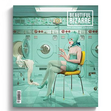 Beautiful Bizarre Magazine – Ray Caesar
