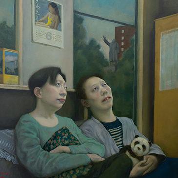 Creative Boom: Self-portraits by Jeffrey Chong Wang