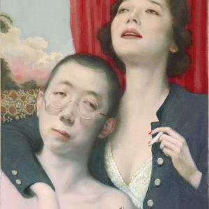 "A Wishful Day, 14"" x 10"" Oil on Canvas"