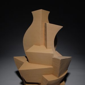 """<strong>Joeson Aristocrat, 2012</strong><br/> 19 X 14""""<br/>EARTHENWARE"""