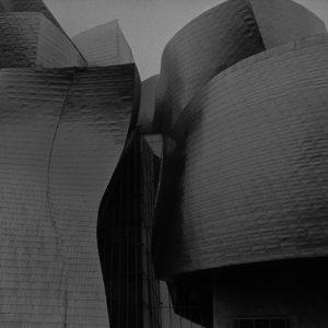 "<strong>Bilbao Gotham</strong>, 2006<br>22 x 14.7""<br>Platnium & Palladium"