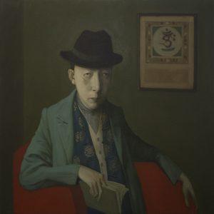 """Silence, 24 x 24"""" Oil on Canvas"""