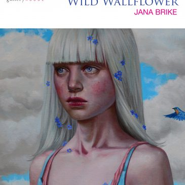 Jana Brike's Summer of the Wild Wallflower Catalogue